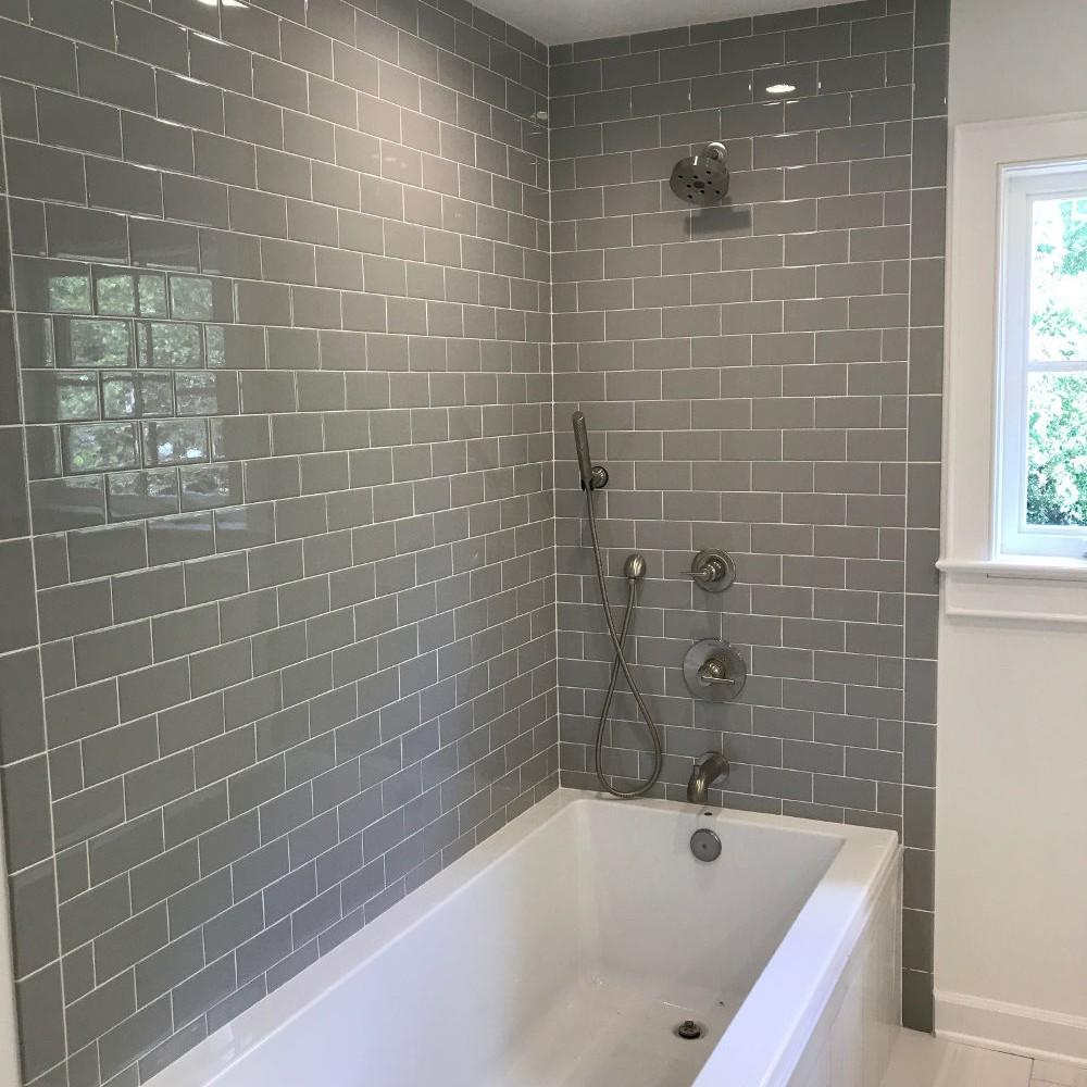 Shower Door Installation