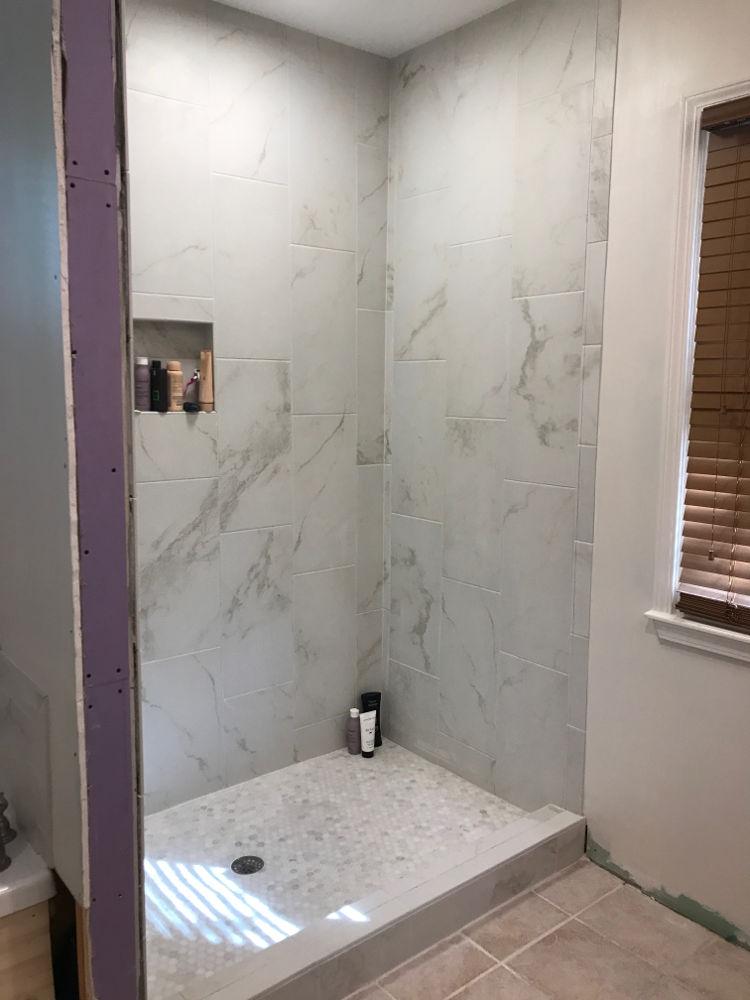 Shower Door Installation May 2018 Clarity Glass Solutions Inc